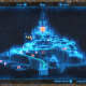 Hyrule Castle on Map - Alternate View
