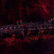 Chaos Battleship - Desolator (Black Legion Sub-Faction)