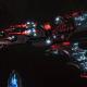 Aeldari Corsair Cruiser - Vaul [Void Dragon - Sub-Faction]