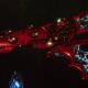 Aeldari Corsair Cruiser - Kurnous [Ynnari - Sub-Faction]