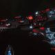 Aeldari Corsair Cruiser - Shadow [Void Dragon - Sub-Faction]
