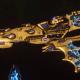 Aeldari Corsair Cruiser - Kurnous [Eldritch Raiders - Sub-Faction]