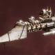 Imperial Navy Frigate - Sword (Solar Sub-Faction)