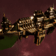 Imperial Navy Destroyer - Cobra Widowmaker (Bakka Sub-Faction)