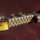 Imperial Navy Frigate - Falchion (Armageddon Sub-Faction)
