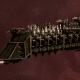 Imperial Navy Battle Cruiser - Overlord (Bakka Sub-Faction)