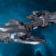 "Tau Merchant Fleet Frigate - ""Defender"" - [D'Yanoi Sub-Faction]"