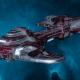 "Tau Merchant Fleet Frigate - ""Defender"" - [Farsight Enclave Sub-Faction]"