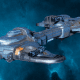 "Tau Merchant Fleet Frigate - ""Defender"" - [Sa'cea Sub-Faction]"