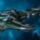 """Tau Merchant Fleet Destroyer - """"Orca"""" - [Dal'yth Sub-Faction]"""