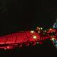 Craftworld Asuryani Light Cruiser - Ghost Wraithship [Ynnari - Eldar Sub-Faction]
