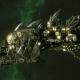 """Ork Gunship - """"Savage"""" - [Blood Axes Sub-Faction]"""