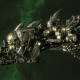 "Ork Gunship - ""Savage"" - [Goffs Sub-Faction]"