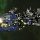"Ork Attack Ship - ""Ravager"" - [Death Skullz Sub-Faction]"