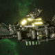 "Ork Ram Ship - ""Brute"" - [Goffs Sub-Faction]"