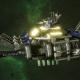 "Ork Ram Ship - ""Brute"" - [Death Skullz Sub-Faction]"