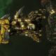 """Ork Gunship - """"Savage"""" - [Bad Moons Sub-Faction]"""