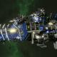 "Ork Attack Ship - ""Onslaught"" - [Death Skullz Sub-Faction]"