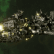"""Ork Attack Ship - """"Ravager"""" - [Goffs Sub-Faction]"""