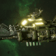"""Ork Ram Ship - """"Brute"""" - [Blood Axes Sub-Faction]"""