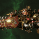 """Ork Attack Ship - """"Onslaught"""" - [Ork Pirates Sub-Faction]"""