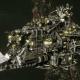 """Ork Battleship - """"Deadnot"""" - [Goffs Sub-Faction]"""