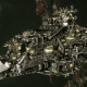 """Ork Battleship - """"Deadnot OrdzGargDaka"""" - [Goffs Sub-Faction]"""