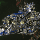 "Ork Battleship - ""Deadnot OrdzGargDaka"" - [Death Skullz Sub-Faction]"