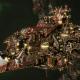 "Ork Battleship - ""Deadnot OrdzGargDaka"" - [Ork Pirates Sub-Faction]"
