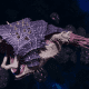 """Tyranid Light Cruiser - """"Corrosive Projectile Voidprowler"""" - [Leviathan Sub-Faction]"""