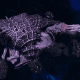 """Tyranid Light Cruiser - """"Corrosive Projectile Voidprowler"""" - [Hydra Sub-Faction]"""