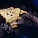 "Tyranid Light Cruiser - ""Corrosive Projectile Voidprowler"" - [Jormungandr Sub-Faction]"