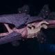 "Tyranid Battle Cruiser - ""Corrosive Clutch Devourer"" - [Leviathan Sub-Faction]"