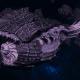 "Tyranid Battle Cruiser - ""Corrosive Tentacles Devourer"" - [Hydra Sub-Faction]"
