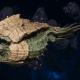 """Tyranid Battle Cruiser - """"Infestation Devourer"""" - [Gorgon Sub-Faction]"""