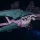"Tyranid Battle Cruiser - ""Devourer"" - [Tiamet Sub-Faction]"