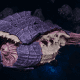 "Tyranid Battle Cruiser - ""Corrosive Tentacles Devourer"" - [Leviathan Sub-Faction]"