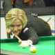 Here are two examples of how to how a cue.