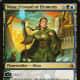 Nissa, Steward of Elements mtg