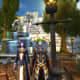 Two night elves in Cathedral Square