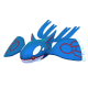 Kyogre with Waterfall and Hydro Pump