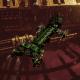 Adeptus Astartes Light Cruiser - Vanguard MK.I (Salamanders Sub-Faction)