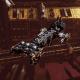 Adeptus Astartes Light Cruiser - Vanguard MK.I (Ultramarines Sub-Faction)