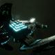 Necron Light Cruiser - Khopesh (Thokt Sub-Faction)