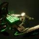 Necron Light Cruiser - Khopesh (Nephrekh Sub-Faction)