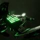 Necron Light Cruiser - Khopesh (Nepheru  Sub-Faction)