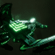 Necron Light Cruiser - Khopesh (Nihilakh Sub-Faction)