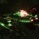 Necron Light Cruiser - Cartouche (Novokh Sub-Faction)