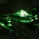 Necron Light Cruiser - Cartouche (Temeryn Sub-Faction)
