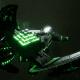 Necron Light Cruiser - Khopesh (Charnovokh Sub-Faction)